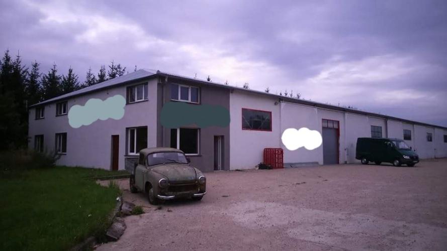 Magazyn Garaż Hala Do Wynajęcia Ogłoszenia 180568 Egorzowpl